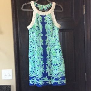 LILY PULITZER LEA SHIFT DRESS